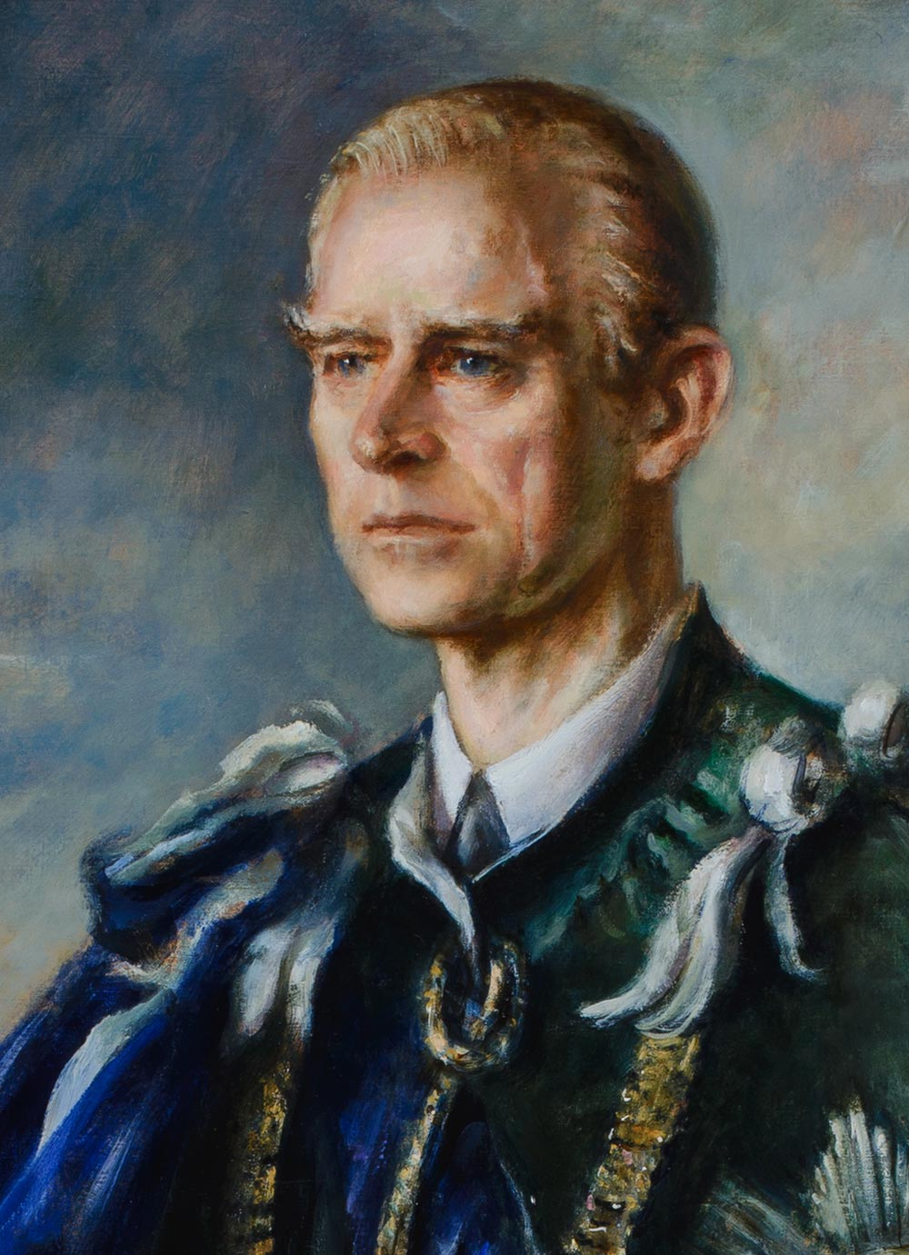 Portrait - HRH Prince Philip, Duke of Edinburgh