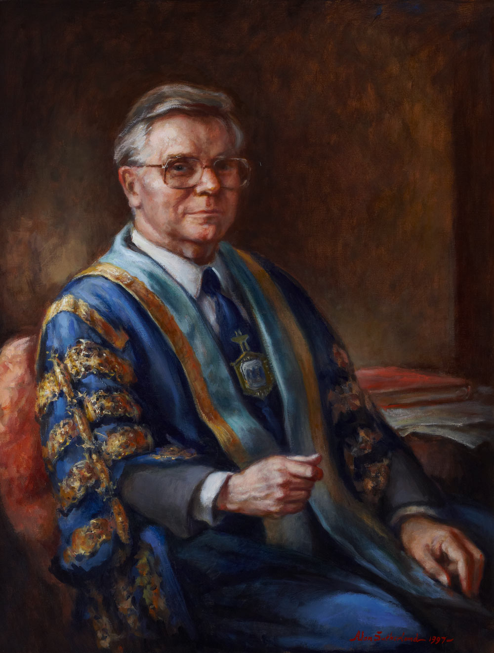 Professor Sir Robert Shields