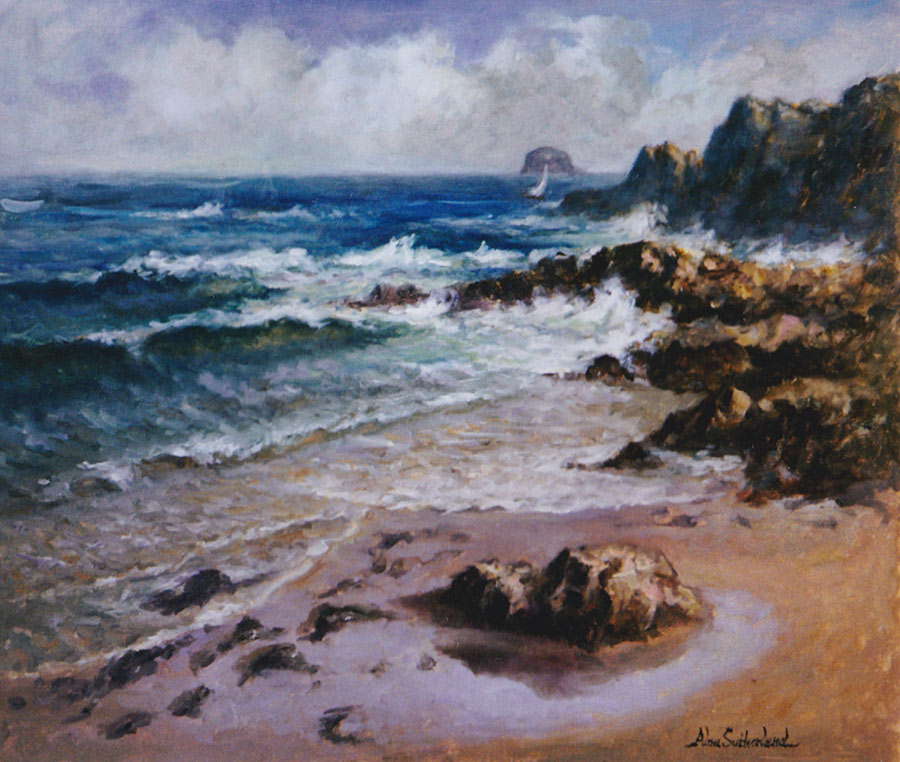 Alan Sutherland - Seascapes